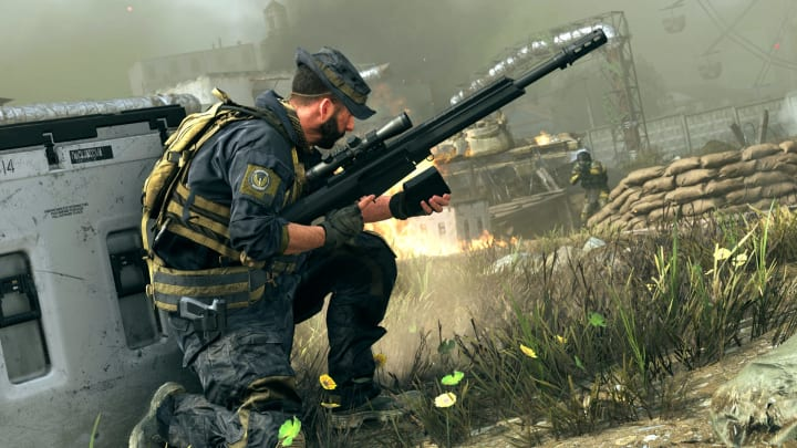 Call of Duty Update 1.23 brought new stakes and new guns to Warzone.
