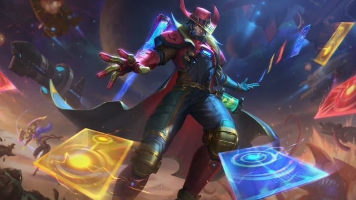 Odyssey Twisted Fate Skin Splash Art, Price, Release Date, How to Get