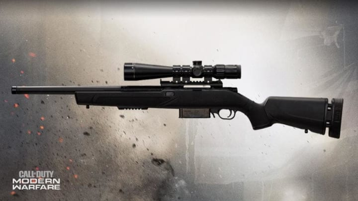 Warzone Sniper Rifle Tier List May 2021