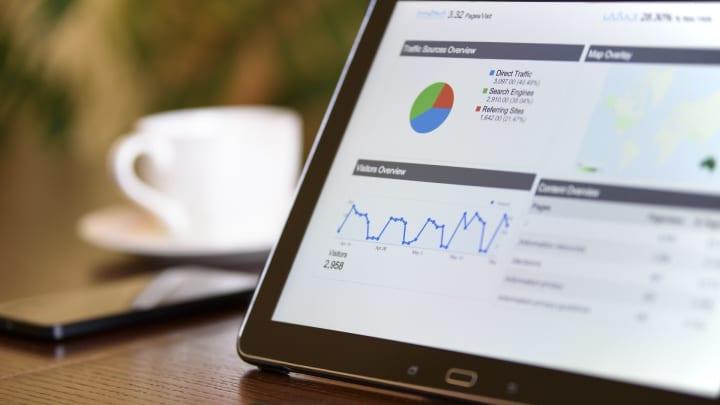 SEO and web traffic statistics