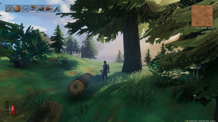 There a couple ways players can figure out how to get Core Wood in Valheim.