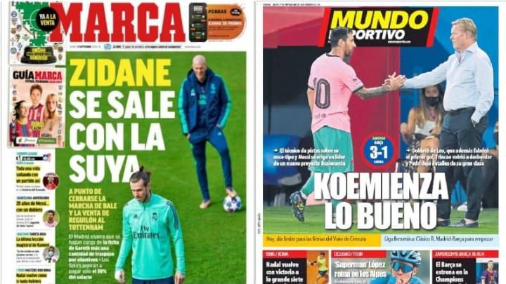 Bale está a nada de marcharse del Real Madrid