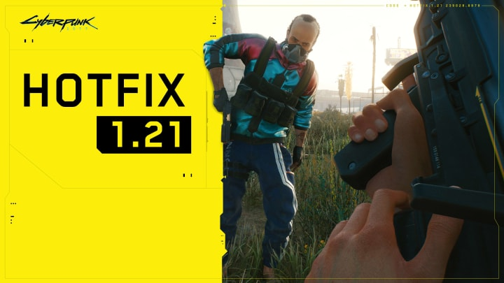 CD Projekt Red released their latest Hotfix 1.21 early on Wednesday, April 14—hot on the heels of the last major patch, 1.2.