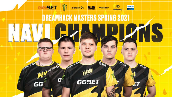 Photo courtesy of Natus Vincere/Twitter