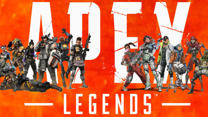 Apex Legends Line Up