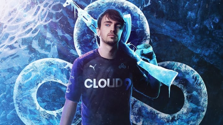 es3tag is the last piece of Cloud9's new 5-man roster.