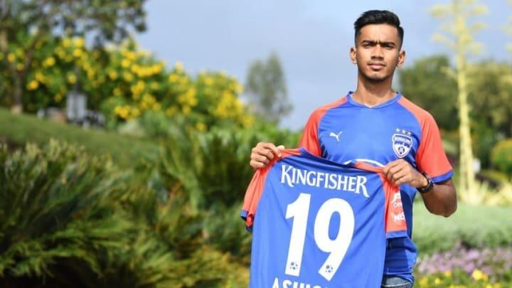 Ashique Kuruniyan, Bengaluru FC