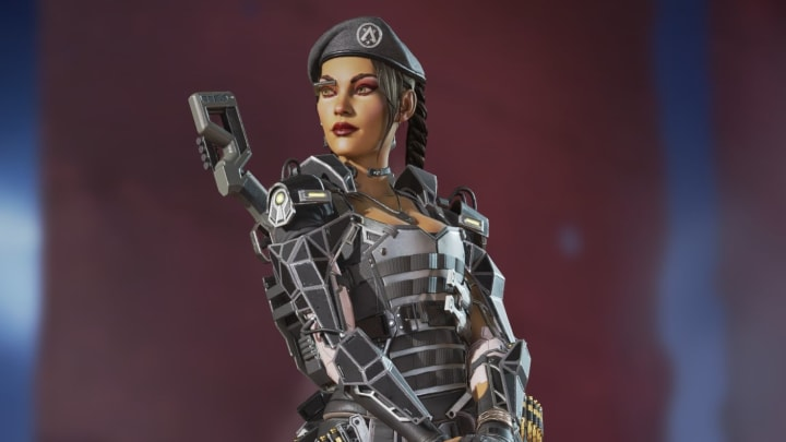 Apex Legends Loba Edition includes the Arms Dealer skin.