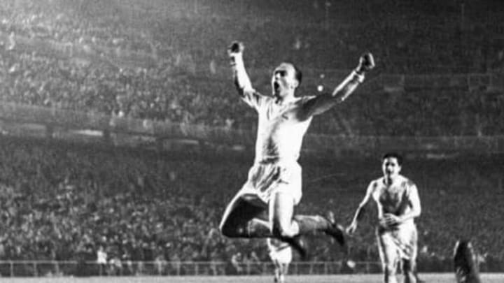 Di Stéfano, una gloria del Real Madrid
