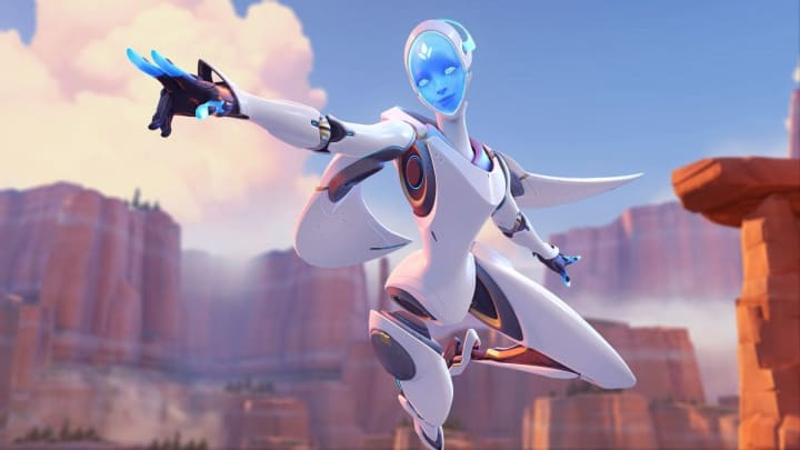 Echo received a nerf in the latest Overwatch patch.