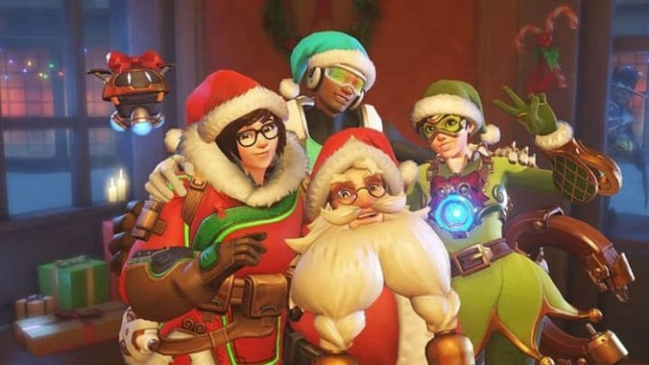Overwatch has it, why can't we?