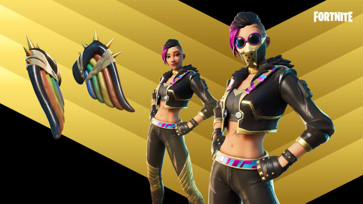 The Rally Raider Fortnite outfit hit the item shop Friday, making a stylish and rugged new skin available for players to add to their collections.