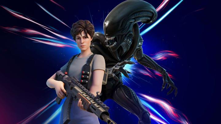 How To Get The Alien Fortnite Skins In Season 5.