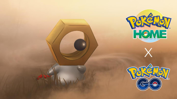 Activate the Mystery Box in Pokemon GO during the Pokemon HOME collaboration event to encounter shiny Meltan.