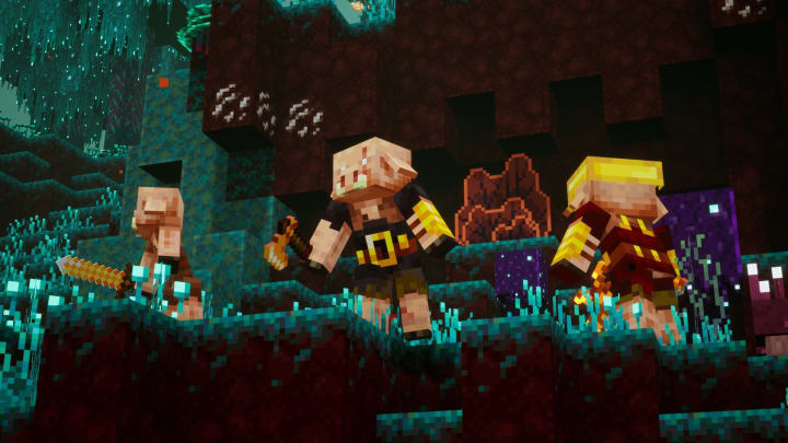 Minecraft Dungeons hits 10 million players