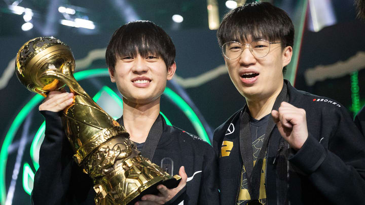Photo by LoL Esports, Riot Games