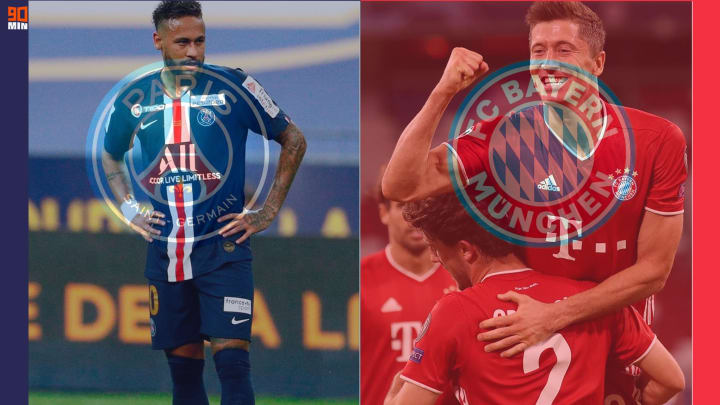 Champions League Final Psg Vs Bayern Where To Watch On Tv Live Streaming Details Preview Team News