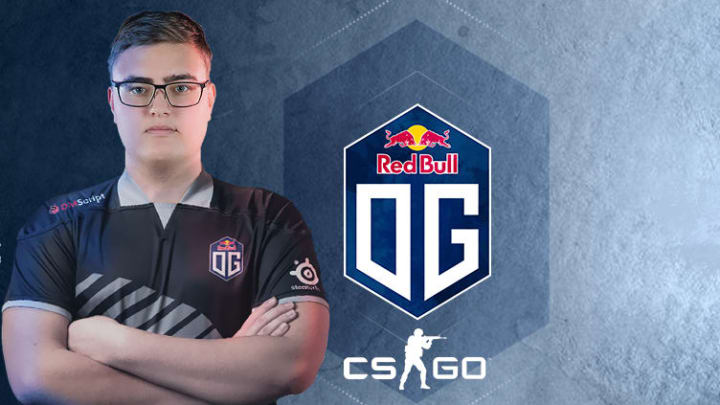 OG has officially signed niko to their CS: GO roster
