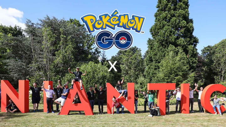 In Pokémon GO a code to redeem for Prizes has been released for Niantic's 5th Birthday