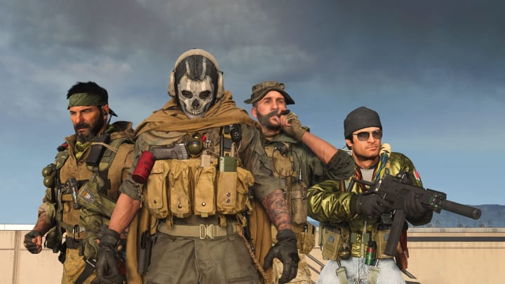 Look out for Adler, Woods, and other Black Ops operators in Warzone.