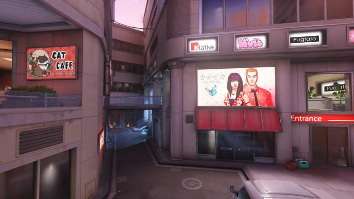 New Map Kanezaka features a Cat Cafe and Tora no Sumika Nightclub!
