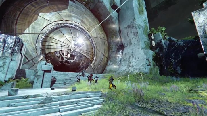 The iconic first raid in the Destiny franchise, Vault of Glass, will be returning next season