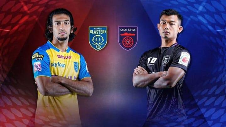 Kerala Blasters FC vs Odisha FC