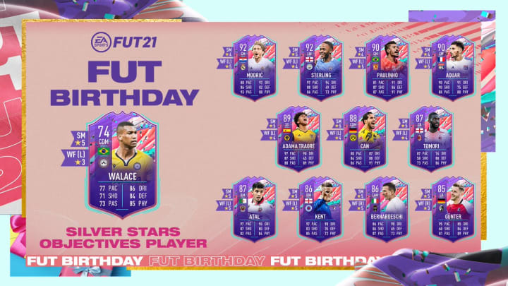 How to complete FUT Silver Stars Objectives and unlock Walace