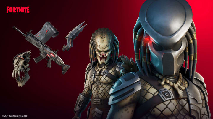 How to Become Predator in Fortnite