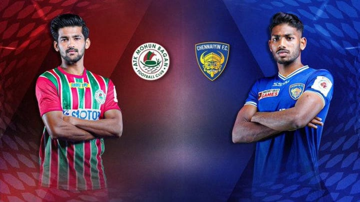 ATK Mohun Bagan vs Chennaiyin FC