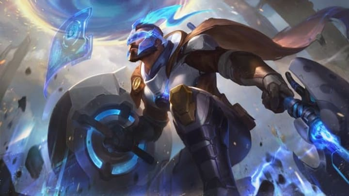 The items system will receive a major rework in League of Legends Preseason 2021.