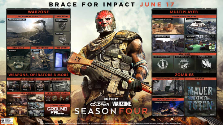 Activision has officially announced a red door fast travel system will be coming in Warzone Season 4.