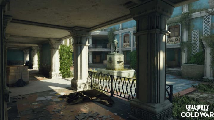 Cold War's upcoming Gunfight and Face Off map is set in Havana, Cuba.