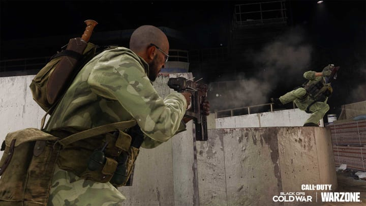 The Nail Gun dropped into Verdansk with the release of Call of Duty: Warzone Season 4.