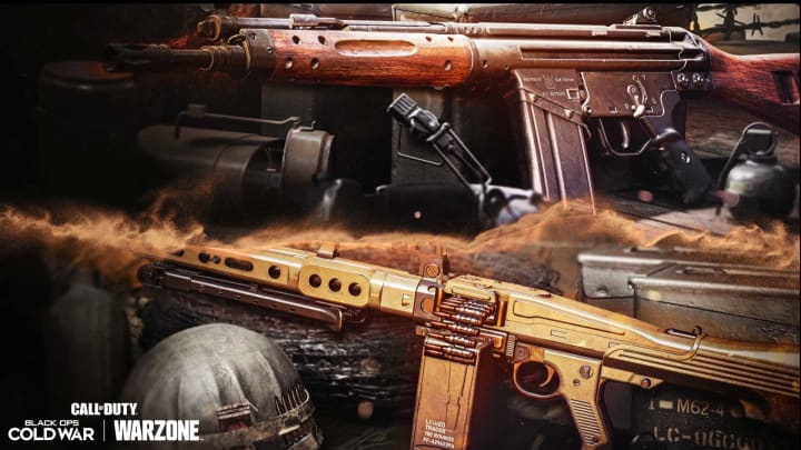 Here are the best attachments to use on the brand new C58 assault rifle in Verdansk.