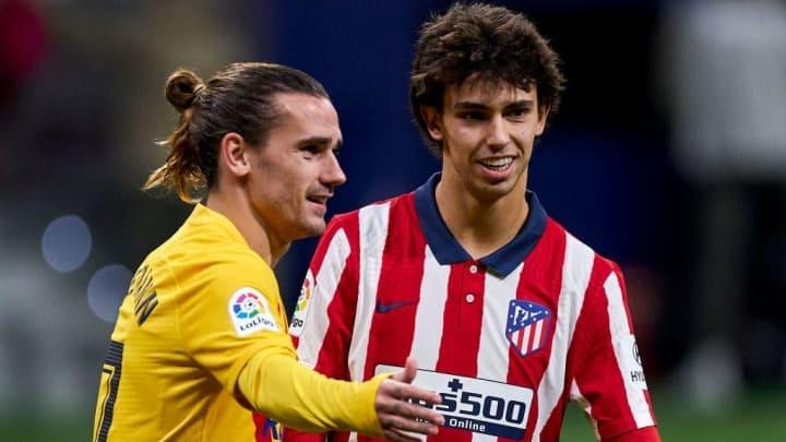 Felix est venu à l'Atletico pour combler le vide laissé par le départ de Griezmann