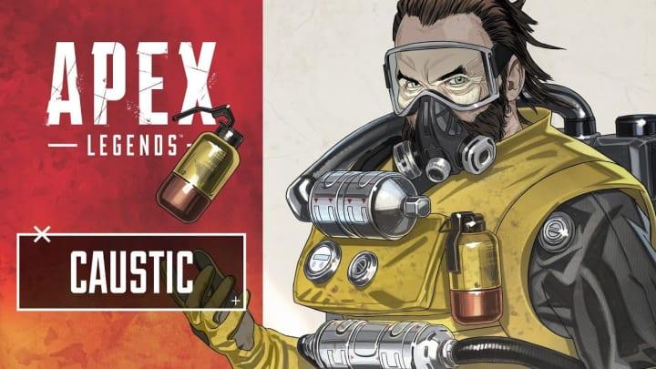 Apex Legends Clip Shows Power of Caustic