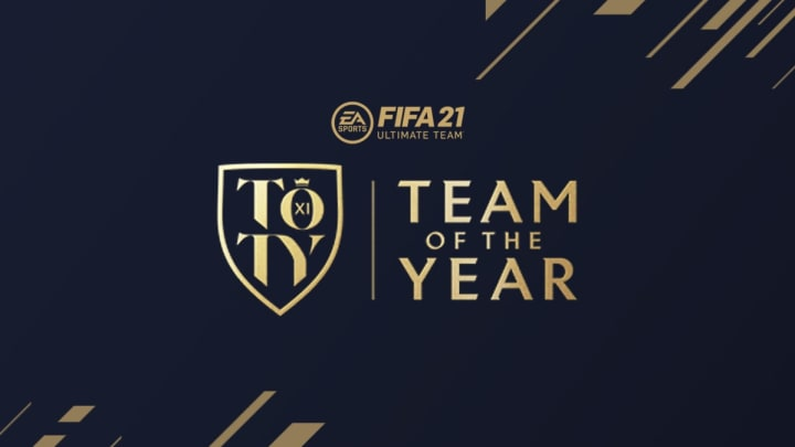 Players will have the ability to vote on who they think should be in the Team of The Year.