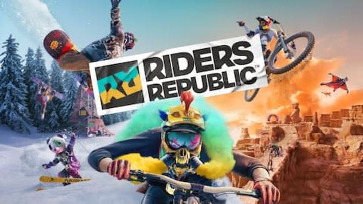 Is Rider's Republic crossplay for consoles and PC from Ubisoft?