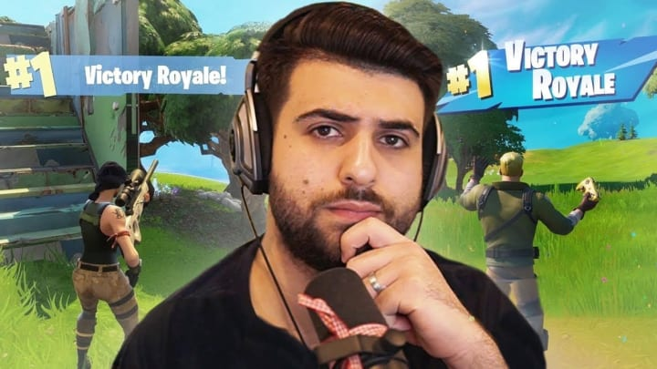 SypherPK, one of the biggest content creators in Fortnite is always on top of the latest changes, now believe that Epic games buffed the superpowers.