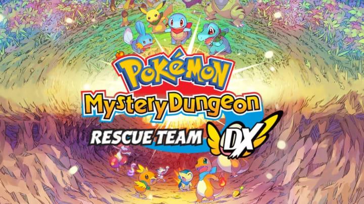 Pokemon Mystery Dungeon DX Secrets