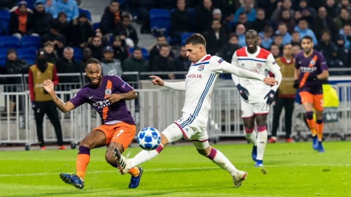 Sterling would sure benefit from Aouar's vision of pass