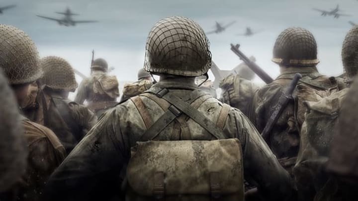 A leaker has suggested that the 2021 Call of Duty game will be set during World War 2.