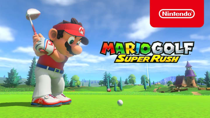 The topspin can be a great addition to any Mario Golf: Super Rush player's arsenal