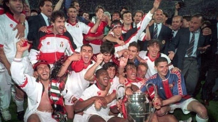 Los únicos 5 equipos que salieron campeones de la Champions League sin perder ningún partido 2