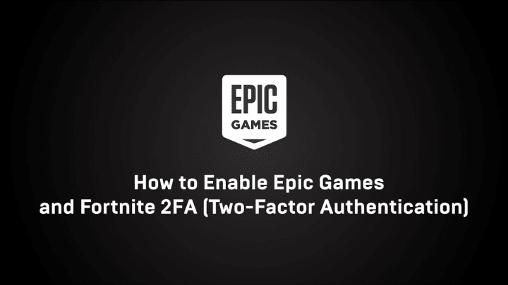 Here's how to enable Two-Factor Authentication (2FA) in Fortnite on PlayStation 5.