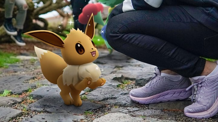 Microsoft unveiled a taste of the power available with its new AR HoloLens 2 headset using Pokemon.