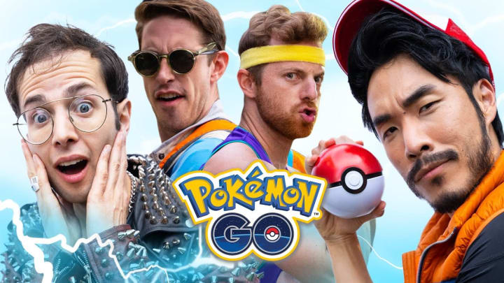 Popular content creators, the Try Guys, have partnered with Niantic Labs and GooglePlay to curate the ultimate Pokemon GO Fest Training Guide.