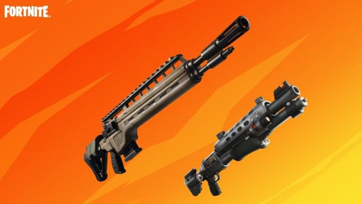 Fortnite is bringing back the Infantry Rifle and Tactical Shotgun