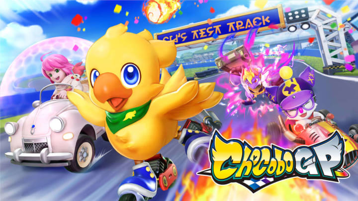 Chocobo GP, Square Enix's upcoming Final Fantasy spin on the kart racer genre, is set to release sometime in 2022.